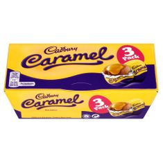 Dairy Milk Caramel Egg - 3pk - 120g - - Sold Out 2021