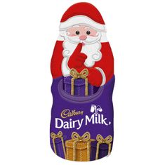 Dairy Milk Large Santa - 100g - Sold Out