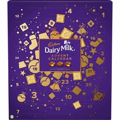 Dairy Milk Chunk Advent Calendar - 258g - Sold Out 2020