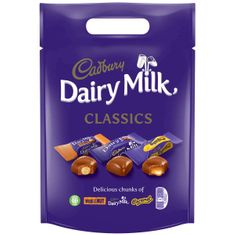 Dairy Milk Classics Pouch - 372g - Sold Out 2020