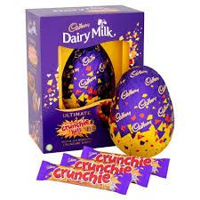 Dairy Milk Crunchie Bits Ultimate Egg - 570g - Sold Out
