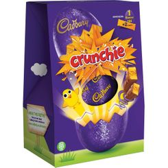 Dairy Milk Crunchie Large Egg - 258g - Sold Out 2020