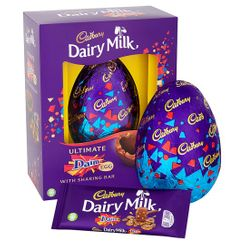 Dairy Milk Daim Ultimate Egg - 542