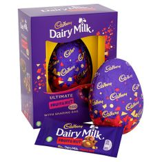 Dairy Milk Fruit & Nut Ultimate Egg - 570g - Sold Out