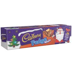 Dairy Milk Fudge Minis Tube  - 72g - Sold Out