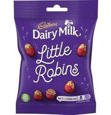 Dairy Milk Little Robins Chocolate - 93g - Sold Out