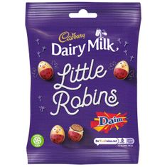 Dairy Milk Little Robins Daim - 86g - Sold Out