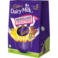 Cadbury Marvellous Creations Large Egg - 246g - 4 In Stock