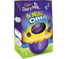 Dairy Milk & Mini Oreo Medium Egg - 138g - Sold Out 2020