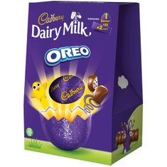 Dairy Milk Oreo Large Egg - 258g - Sold Out