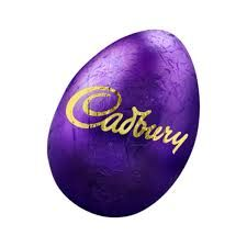 Dairy Milk Small Hollow Egg - 77g - Sold Out 2020