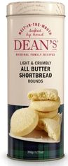 Dean's All Butter Shortbread Rounds Tin - 200g - Sold Out