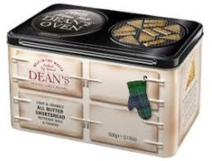 Dean's Oven Shortbread Tin - 500g - Sold Out