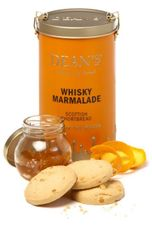 Dean's Whisky Marmalade Shortbread - 150g - Sold Out