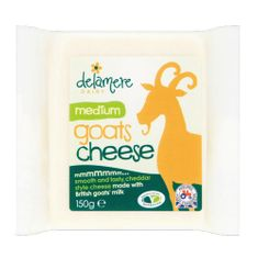 Delamere Goat Cheese 2 In Stock