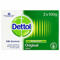Dettol Soap 2pk - 200g - Sold Out