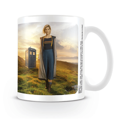 Doctor Who 13th Doctor Ceramic Mug - 4 in Stock