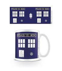 Doctor Who Tardis Coffee Mug - Sold Out
