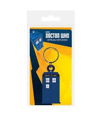 Doctor Who Tardis Keychain - 3 left