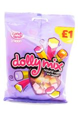 Candyland Dolly Mix - 150g - 6 In Stock