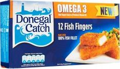 Donegal Catch Fish Fingers - 12pk