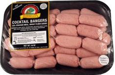 Donnelly's Cocktail Sausages - 1lb - 24pk - Sold Out
