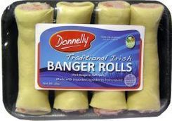 Donnelly's Sausage Rolls - 4pk