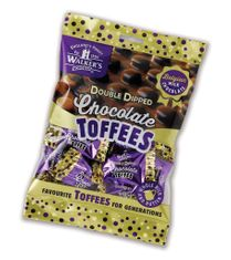 Walkers Nonsuch Double Dipped Chocolate Toffees - 135g - Sold Out
