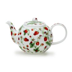 Dunoon Dovedale Strawberry - Small Teapot