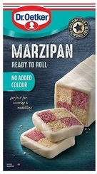 Dr. Oetker Ready Rolled Marzipan - 454g - Sold Out 2020