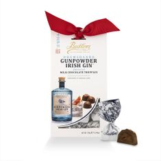 Butlers Drumshanbo Gunpowder Irish Gin Milk Choc Truffles - 170g - Sold Out 2020