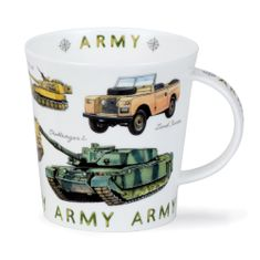 Dunoon Army - Caringorm - 1 in stock