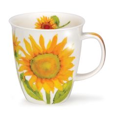 Dunoon Flora Sunflower - Nevis - Sold Out