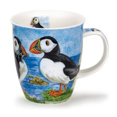 Dunoon Highland Animals Puffin - Nevis - Sold Out