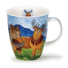 Dunoon Highland Animals Stag - Nevis - 2 In Stock