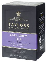 Taylors of Harrogate Earl Grey - 20ct Bags - Sold Out