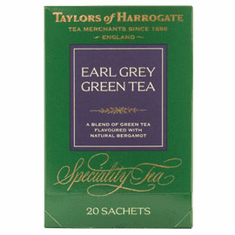 Taylors of Harrogate Earl Grey Green Tea - 50ct Bags - Sold Out