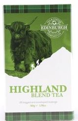 Edinburgh Highland Blend Tea - 25ct Bags