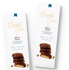 Elizabeth Shaw Mint & Cocoa Biscuits - 140g - Sold Out