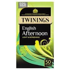 Twinings English Afternoon - 50ct Bags - Sold Out