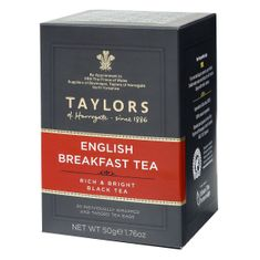 Taylors of Harrogate English Breakfast - 20ct Bags
