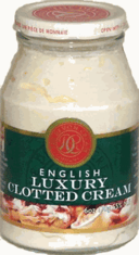 Clotted Cream - 6oz  Sold Out