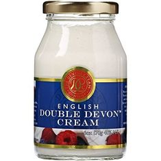 Double Cream - 6oz - Sold Out