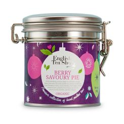 English Tea Shop Berry Savoury PIe Loose Leaf Tin - 100g