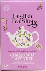 English Tea Shop Organic Chamomile Lavender - 20ct Bags - Sold Out