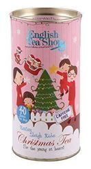 English Tea Shop Organic Rooibos Sleigh Ride - 40ct Bags