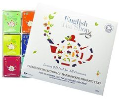 English Tea Shop Premium Collection of Organic Teas - 96ct Bags  - Sold Out