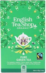 English Tea Shop Pure Green Tea - 20ct Bags