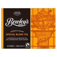 Bewley's Fairtrade Special Blend - 80ct Bags - Sold Out