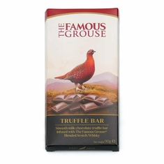 The Famous Grouse Whiskey Truffle Bar - 90g  -Sold Out 2020